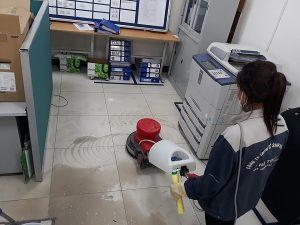 Dịch vụ vệ sinh công nghiệp Hà Tĩnh