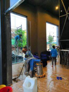Hạng mục và quy trình vệ sinh công nghiệp Hà Tĩnh